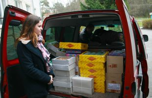 Assistance to Denishevsky orphanage (Zhytomyr region)