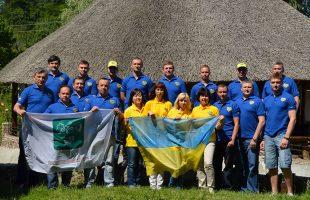 Training SKLIK OF THE COLD YAR (Cherkasy region, 2014)