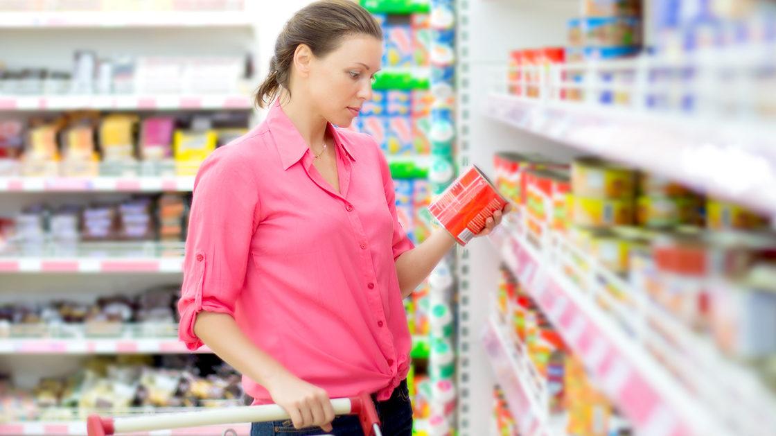 Этикетки в Украине станут честными с покупателями
