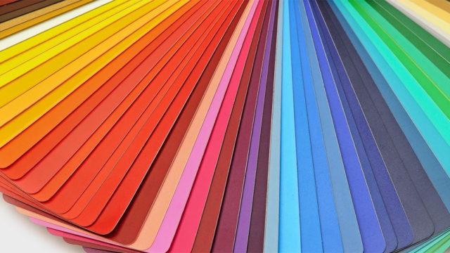 цвет этикетки