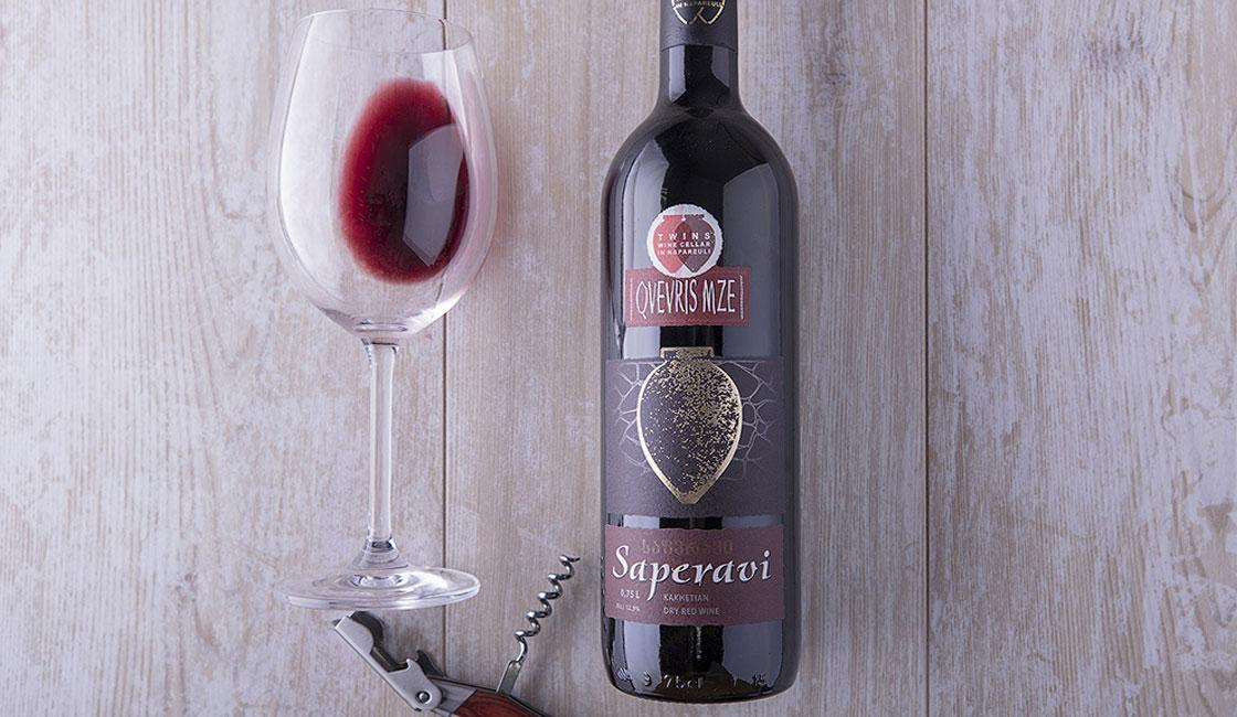 этикетка на бутылку вина