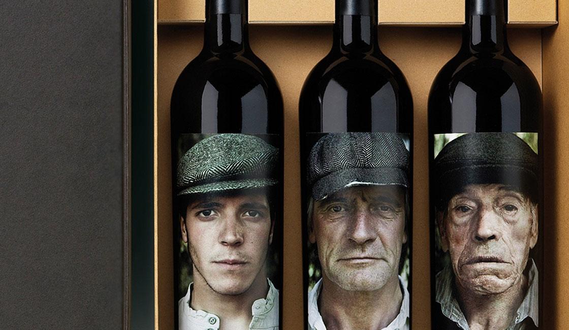 этикетки для вина матсу