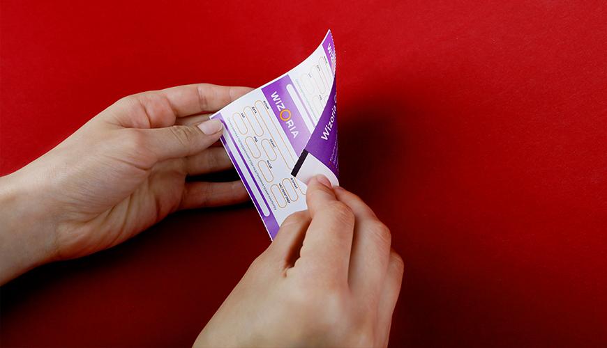 printing on thermal cardboard